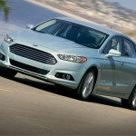 Ford Fusion Energie drogue