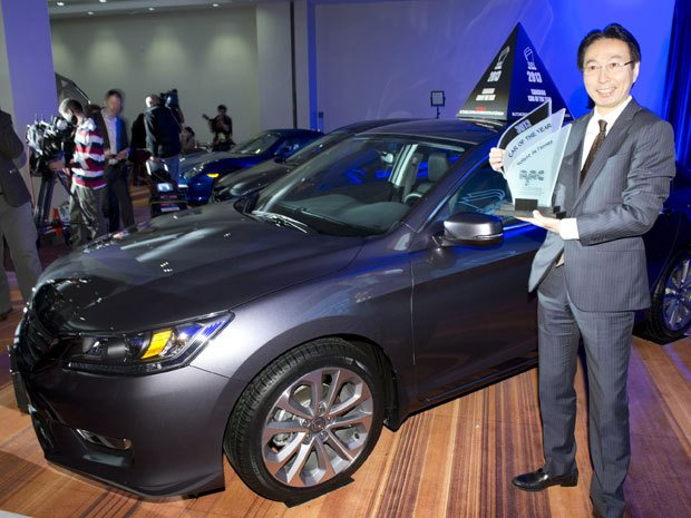 Honda Accord 2013 AJAC Toronto