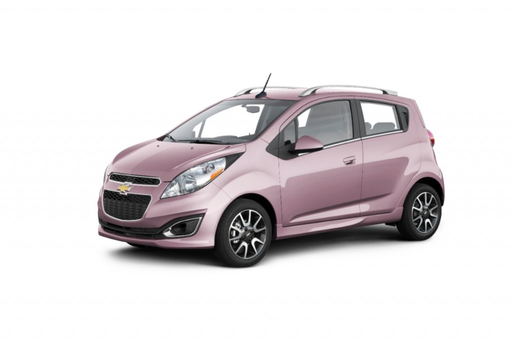 Chevrolet Spark 2014 Vs Mitsubishi Mirage 2014