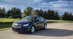 Chevrolet Cruze Mexique
