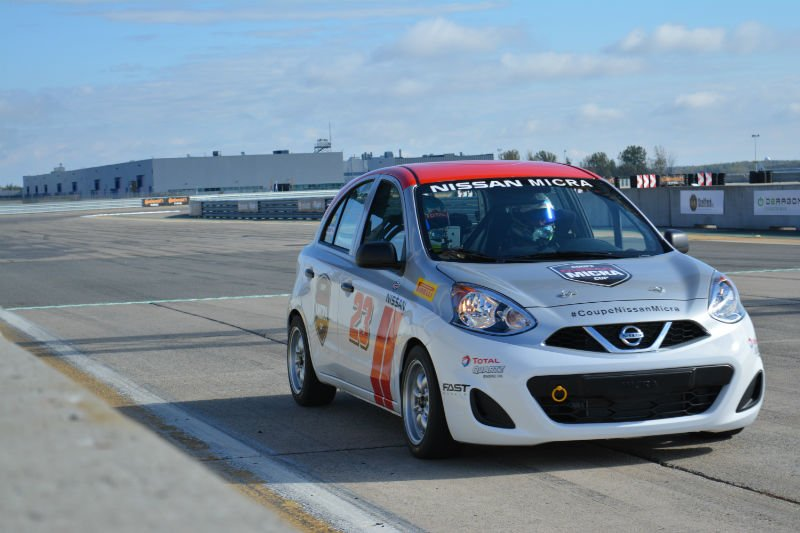 2017 Nissan Micra Cup