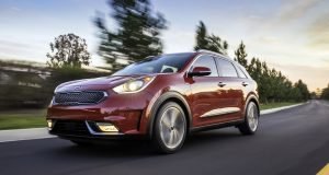 2018 Kia Niro | Photo: Kia