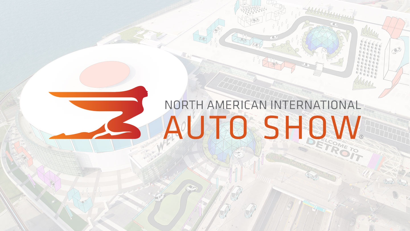 Dévoilements Salon Auto Detroit 2019