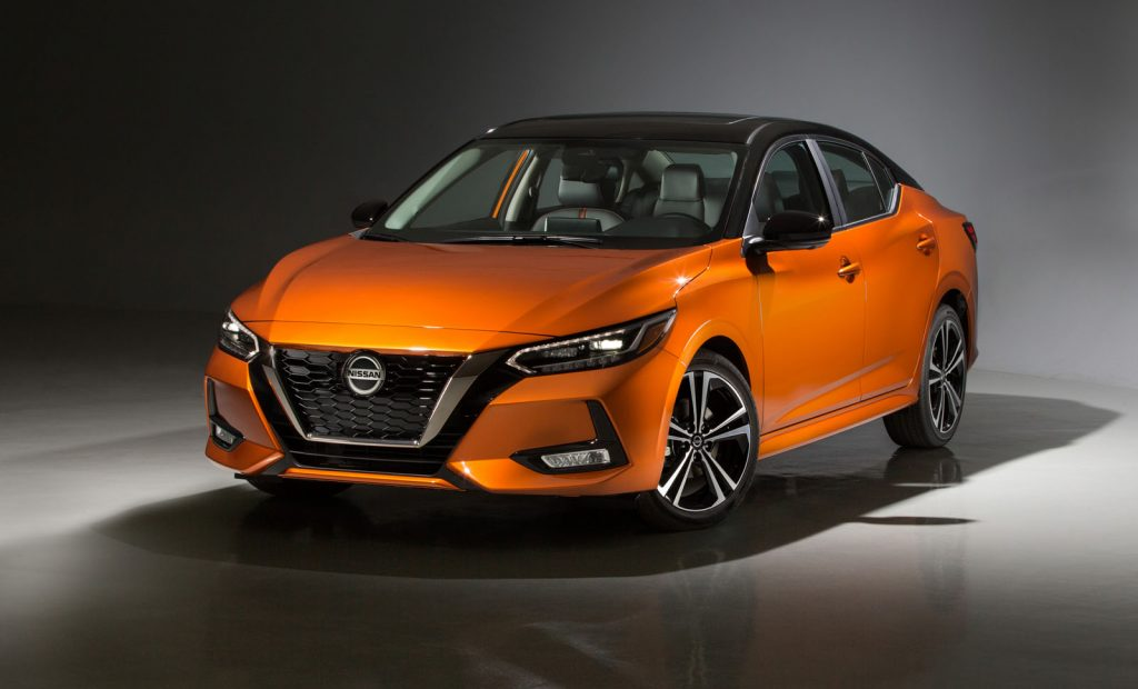 2020 Los Angeles Nissan Sentra