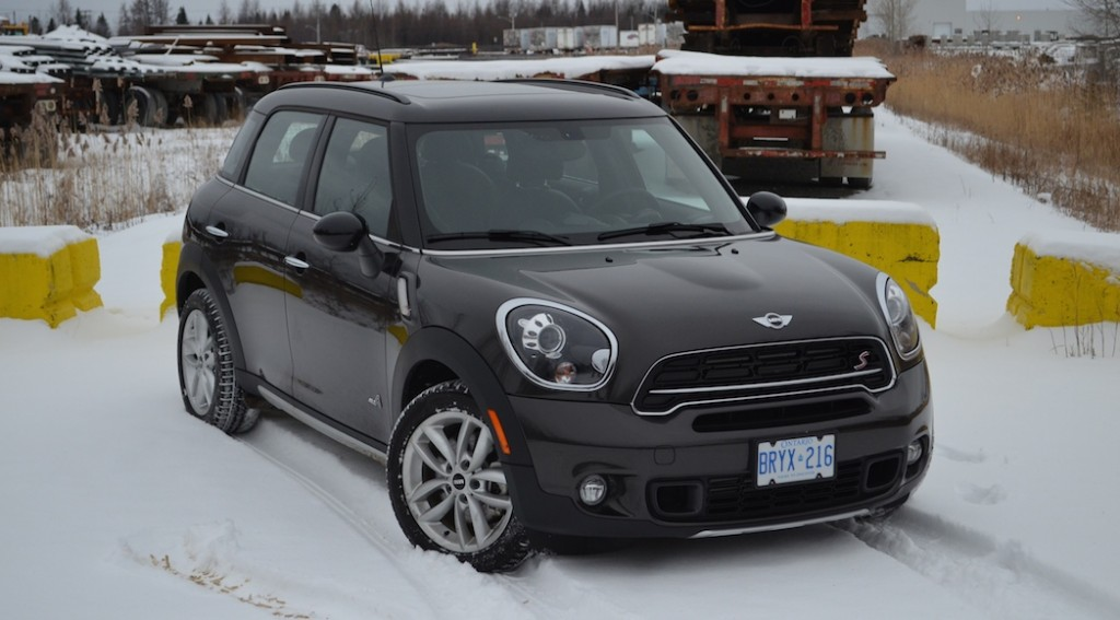 mini cooper s countryman all4 2015 d amour et de haine ecolo auto. Black Bedroom Furniture Sets. Home Design Ideas