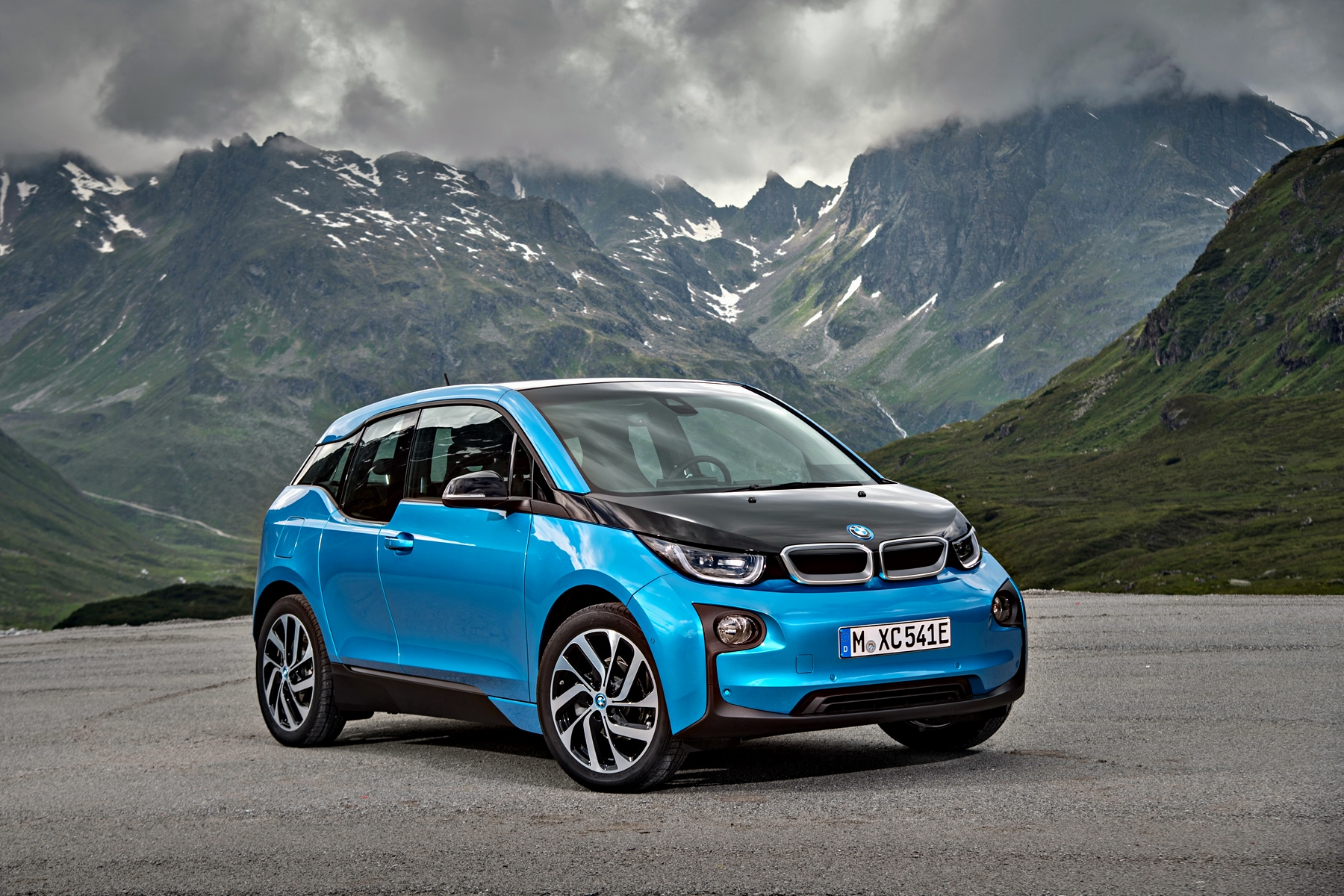 la bmw i3 atteint aussi les 300 km d autonomie ecolo auto. Black Bedroom Furniture Sets. Home Design Ideas