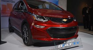 Chevrolet Bolt Detroit 2017