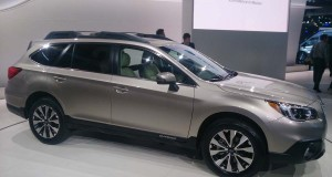 Subaru Outback 2015 New York