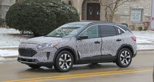 Ford Escape hybride 2020
