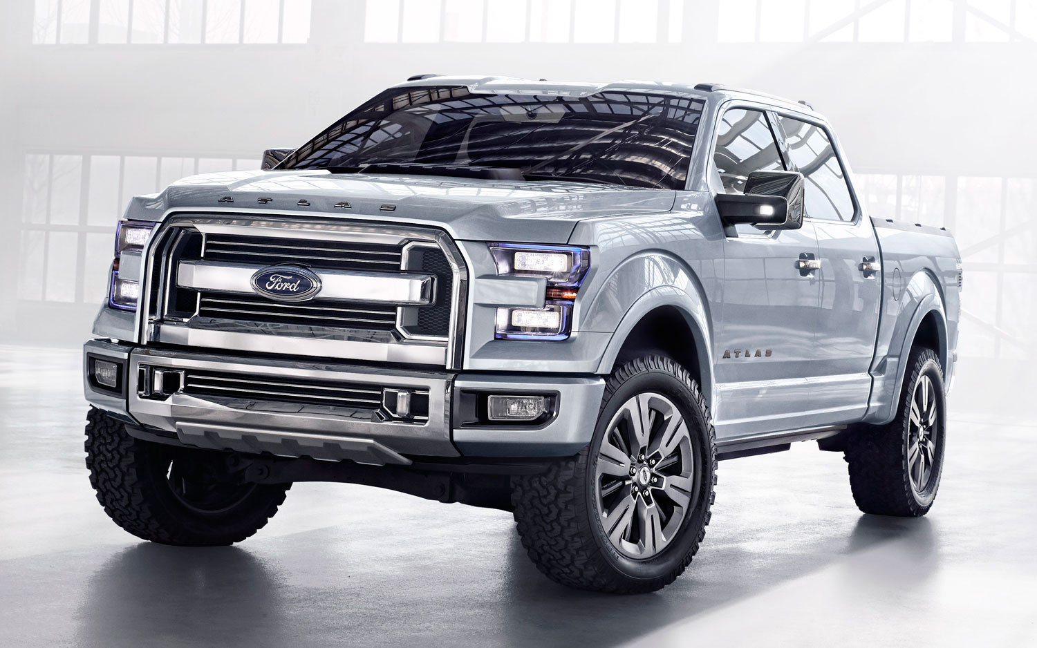 Ford F150-2015