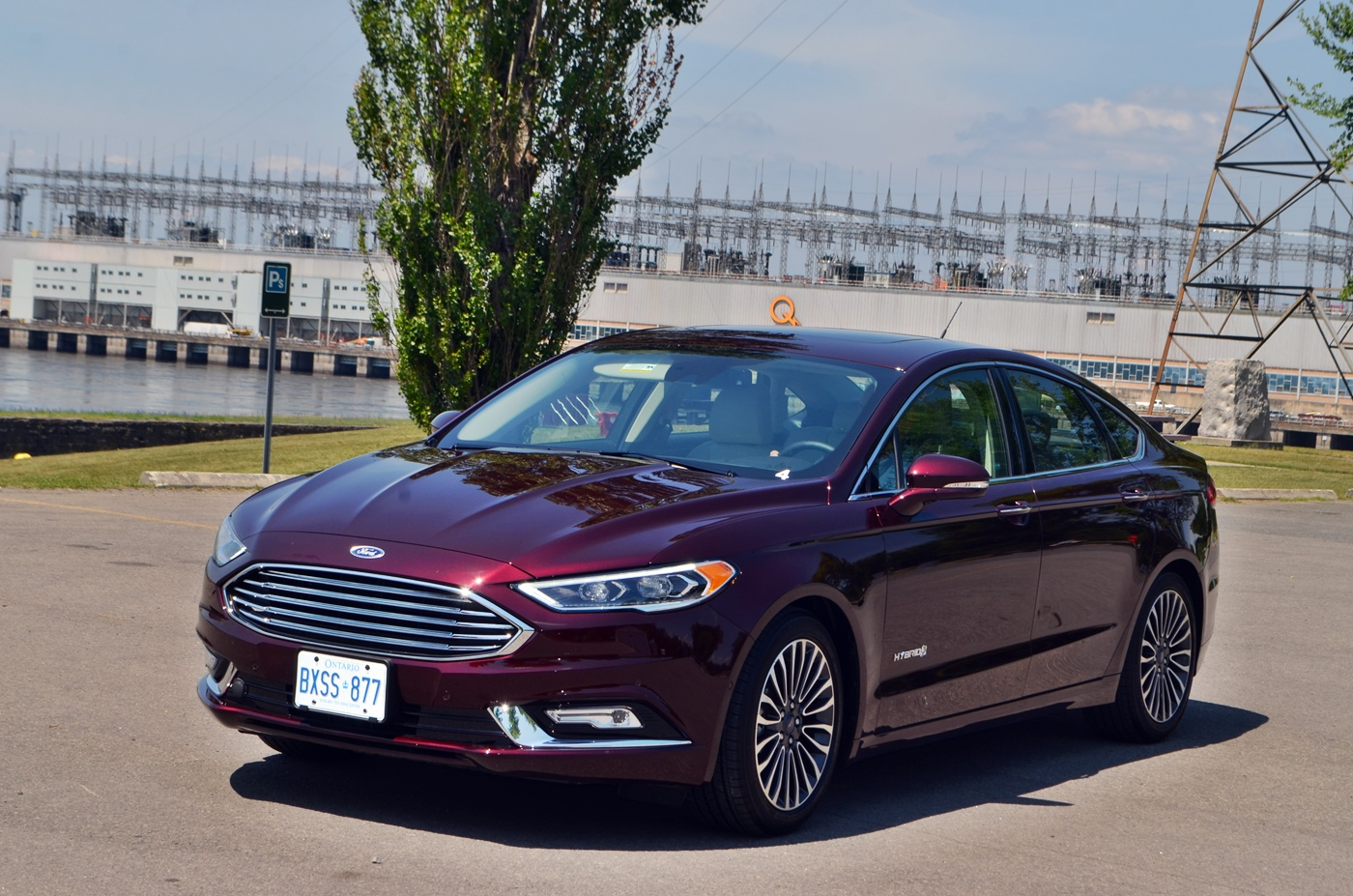 Ford Fusion 2017015