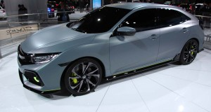 Honda Civic Hatchback (9)