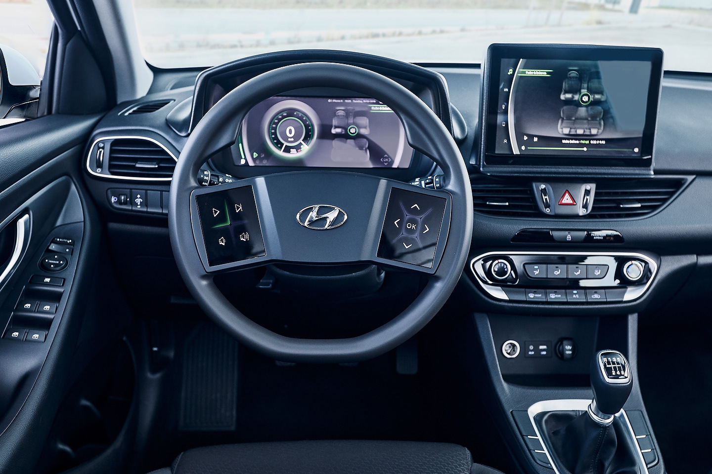 Hyundai's Virtual Cockpit