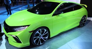 Honda Civic Concept New York