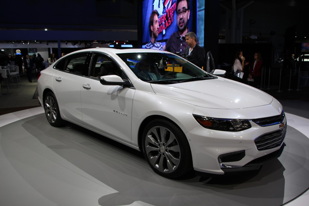 Chevrolet Malibu 2016 New York