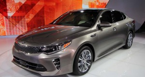 Kia Optima 2016 New York
