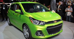 Chevrolet Spark 2016 New York