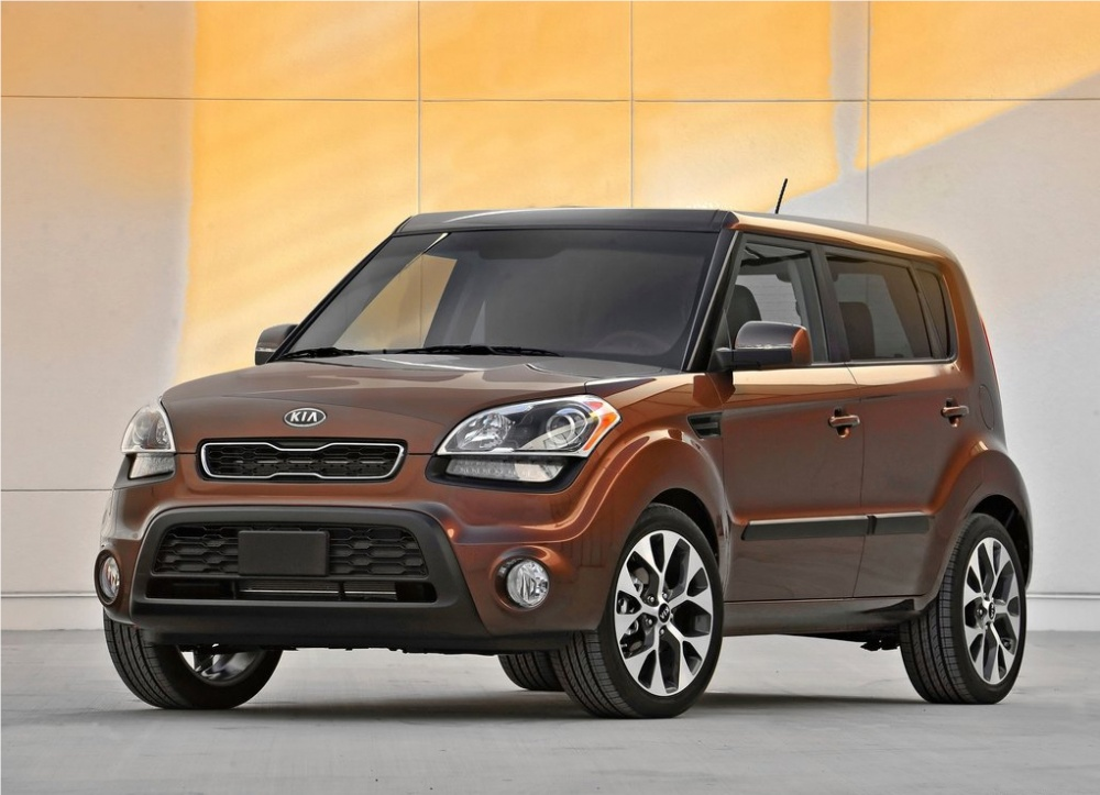 kia pr pare une soul lectrique avec une autonomie de 200 kilom tres ecolo auto. Black Bedroom Furniture Sets. Home Design Ideas