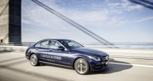 Mercedes-Benz hybride enfichable