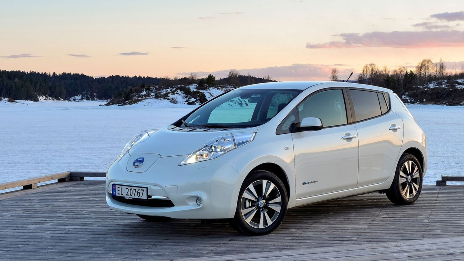 nissan leaf, photo #3