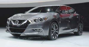 Nissan Maxima 2016 New York