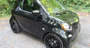 Premier contact smart Fortwo 2016