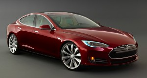 Tesla Model S batterie 800 km