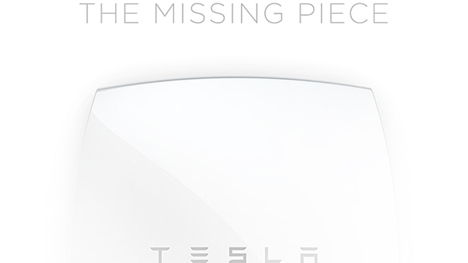 tesla pr parerait un syst me de batterie pour la maison ecolo auto. Black Bedroom Furniture Sets. Home Design Ideas