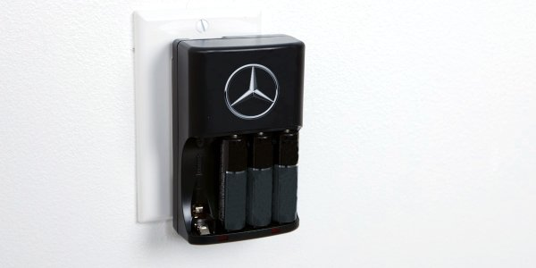 chargeur mercedes