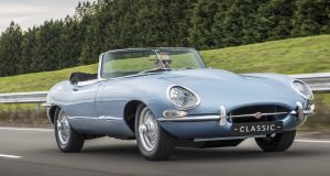 Jaguar E-Type 0