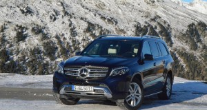 mercedes-benz GLS 12