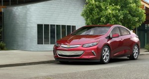 Chevrolet Volt 2016 Rouge